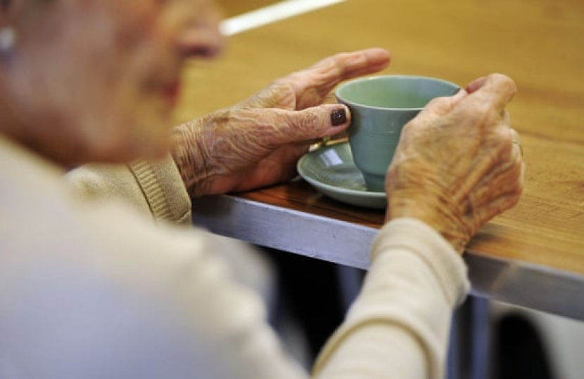 VAT on PPE scrapped for care homes