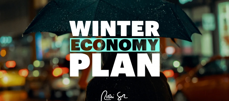 George welcomes Winter Economy Plan