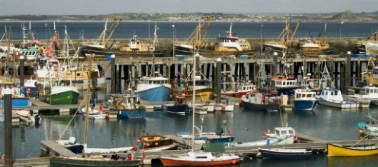 George Welcomes Flagship Fisheries Bill Becoming Law